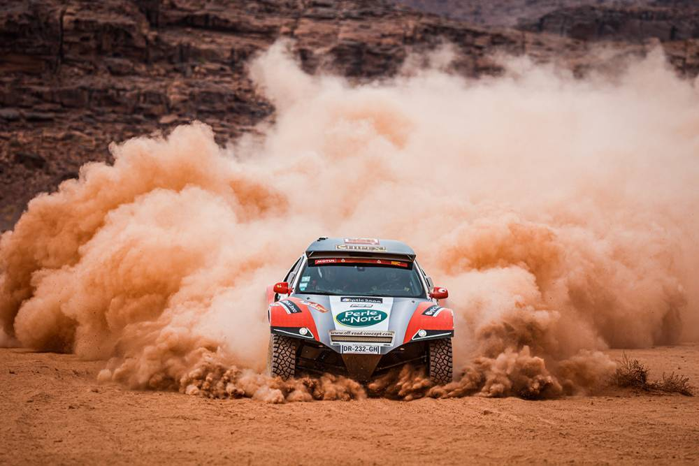 2021 43º Rallye Raid Dakar - Arabia Saudí [3-15 Enero] - Página 12 Ec225