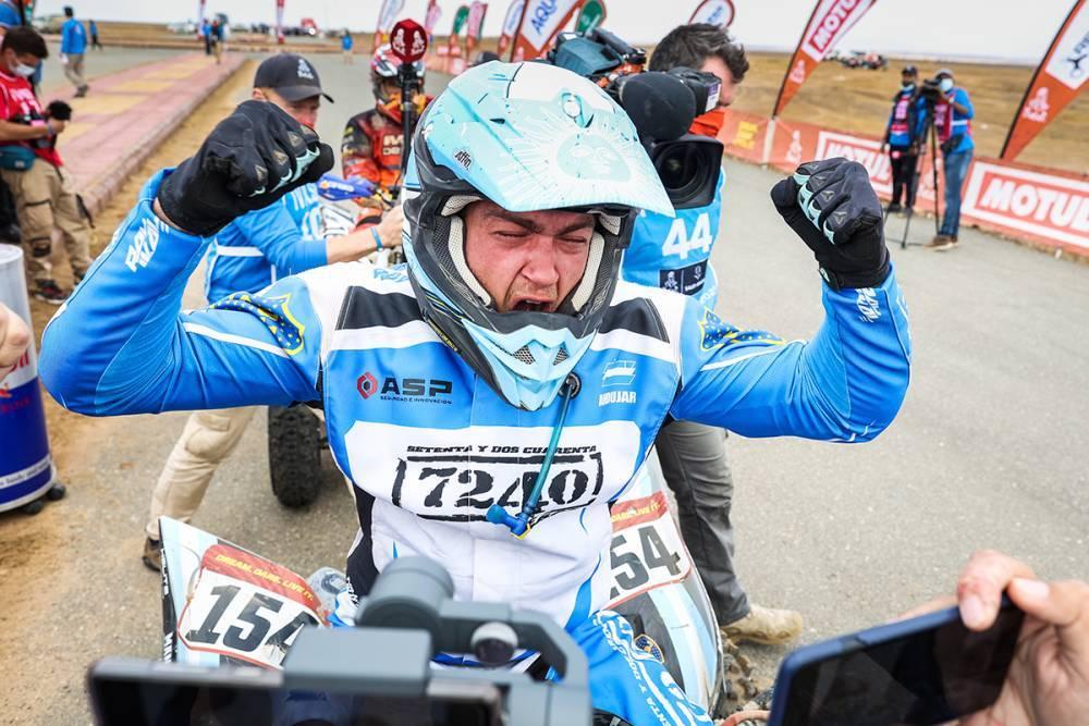 2021 43º Rallye Raid Dakar - Arabia Saudí [3-15 Enero] - Página 14 B5210