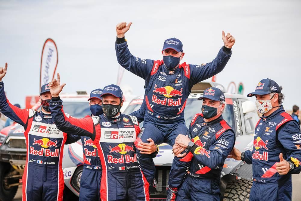2021 43º Rallye Raid Dakar - Arabia Saudí [3-15 Enero] - Página 14 Bee2a