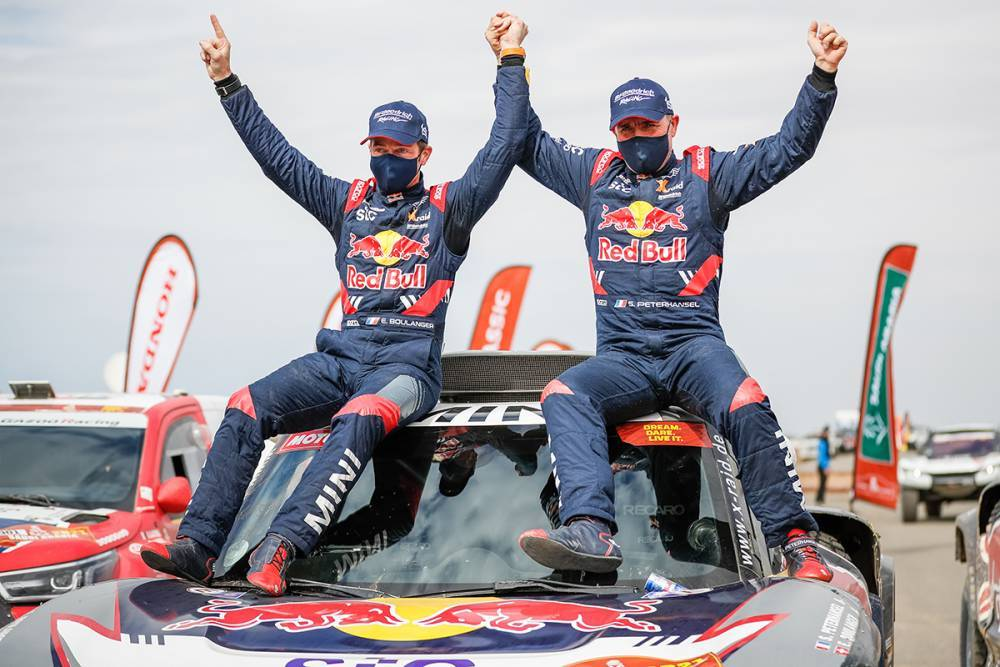 2021 43º Rallye Raid Dakar - Arabia Saudí [3-15 Enero] - Página 14 78f41