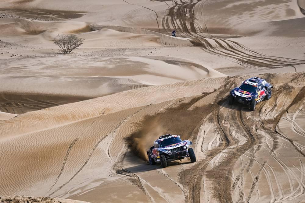 2021 43º Rallye Raid Dakar - Arabia Saudí [3-15 Enero] - Página 14 D0901
