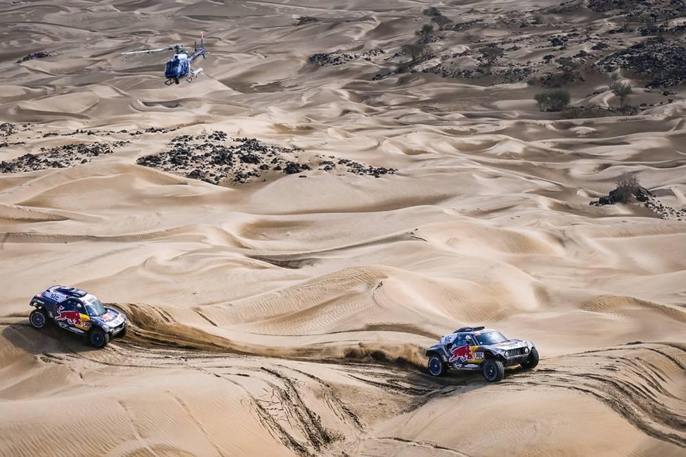2021 43º Rallye Raid Dakar - Arabia Saudí [3-15 Enero] - Página 14 85b48