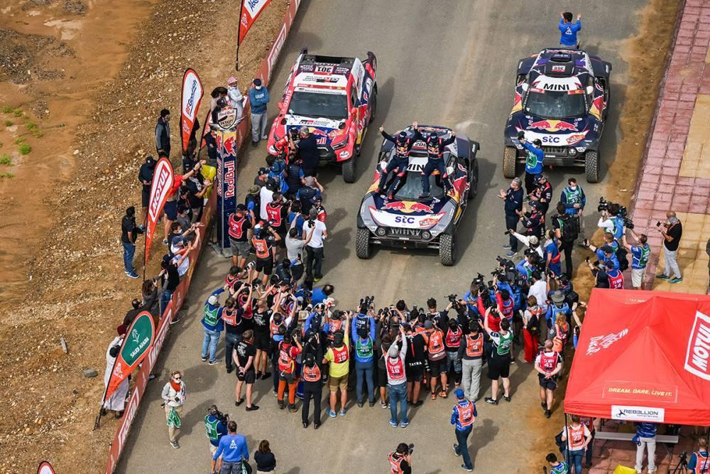 2021 43º Rallye Raid Dakar - Arabia Saudí [3-15 Enero] - Página 14 3cc4e