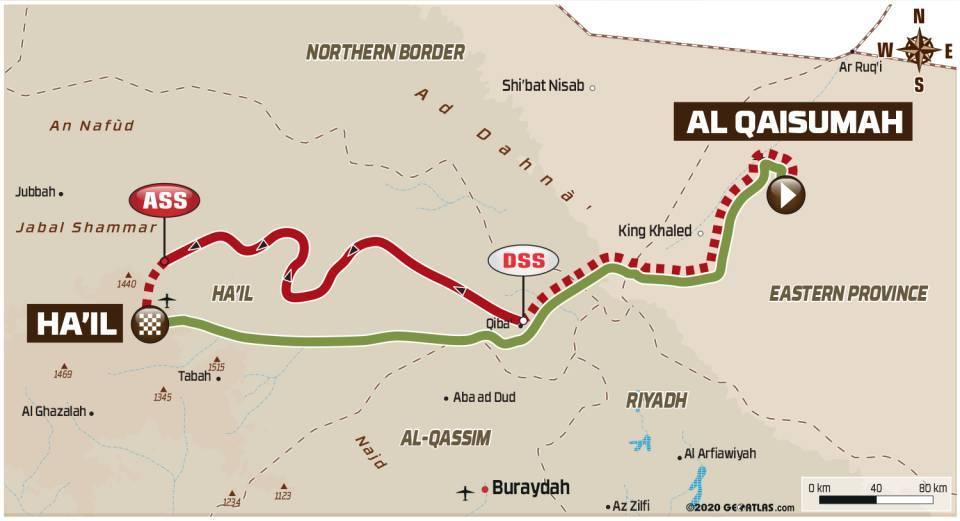 2021 43º Rallye Raid Dakar - Arabia Saudí [3-15 Enero] - Página 9 1b6ab