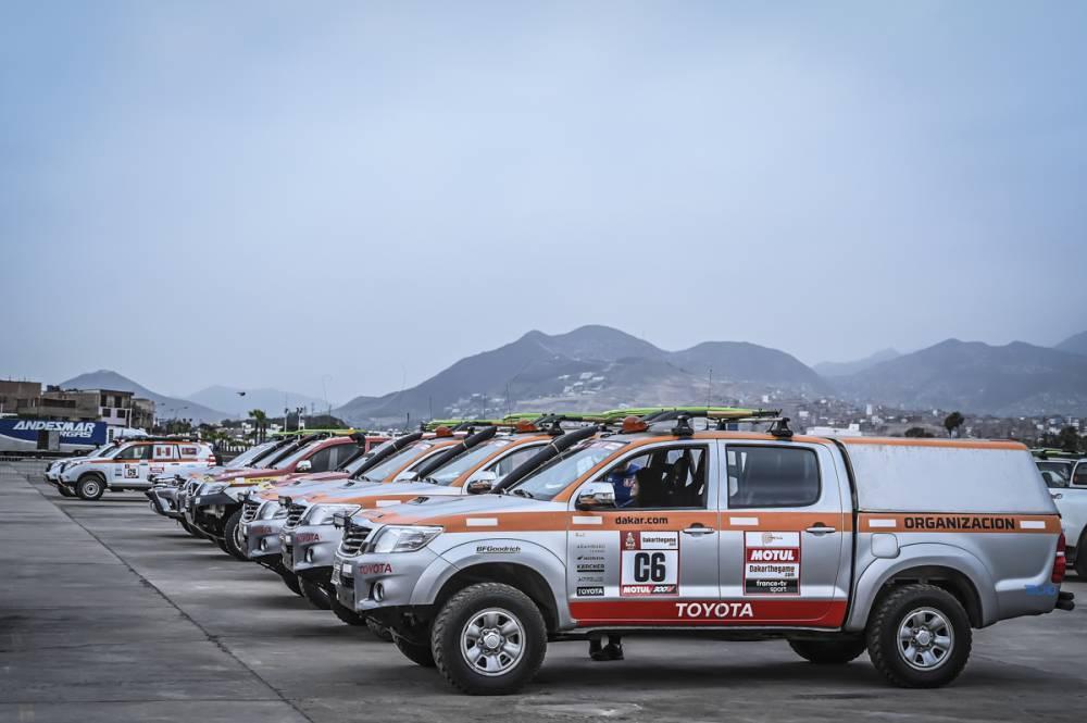 2019 41º Rallye Raid Dakar - Perú [6-17 Enero] - Página 3 D8061