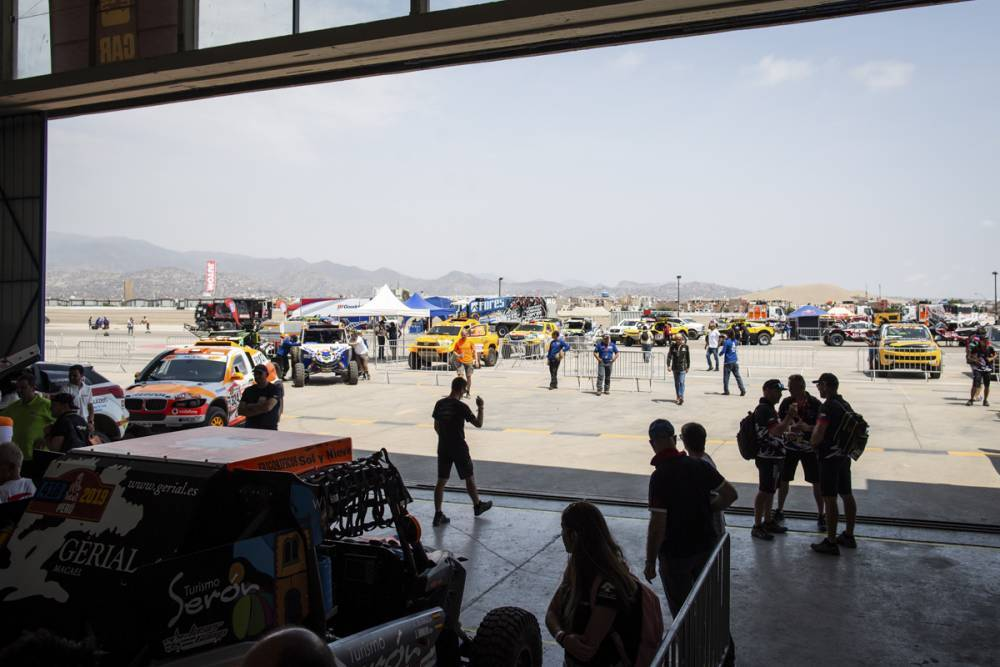 2019 41º Rallye Raid Dakar - Perú [6-17 Enero] - Página 4 648d0