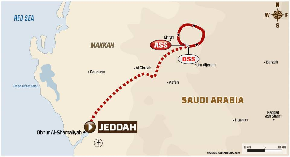 2021 43º Rallye Raid Dakar - Arabia Saudí [3-15 Enero] - Página 4 46eb5