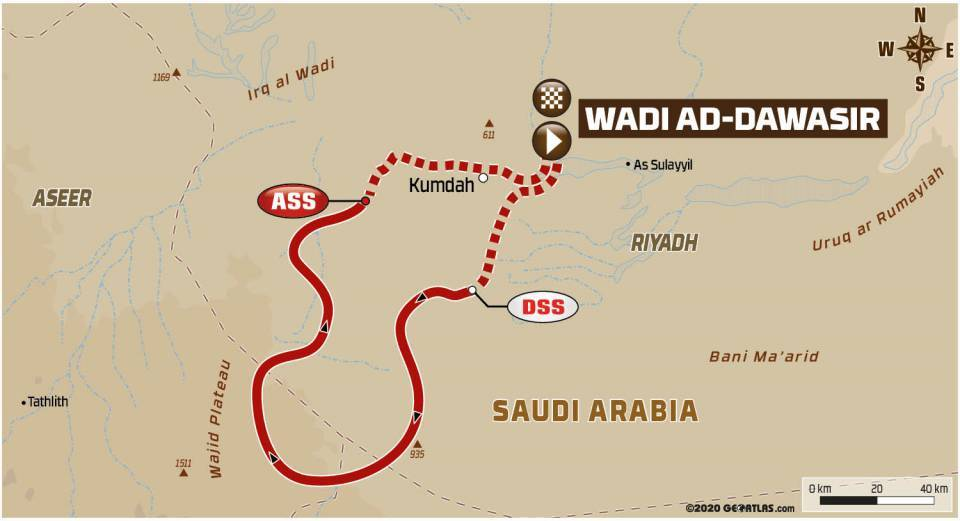 2021 43º Rallye Raid Dakar - Arabia Saudí [3-15 Enero] - Página 7 E8511