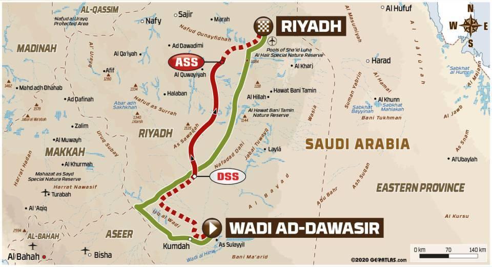 2021 43º Rallye Raid Dakar - Arabia Saudí [3-15 Enero] - Página 8 2fd8a
