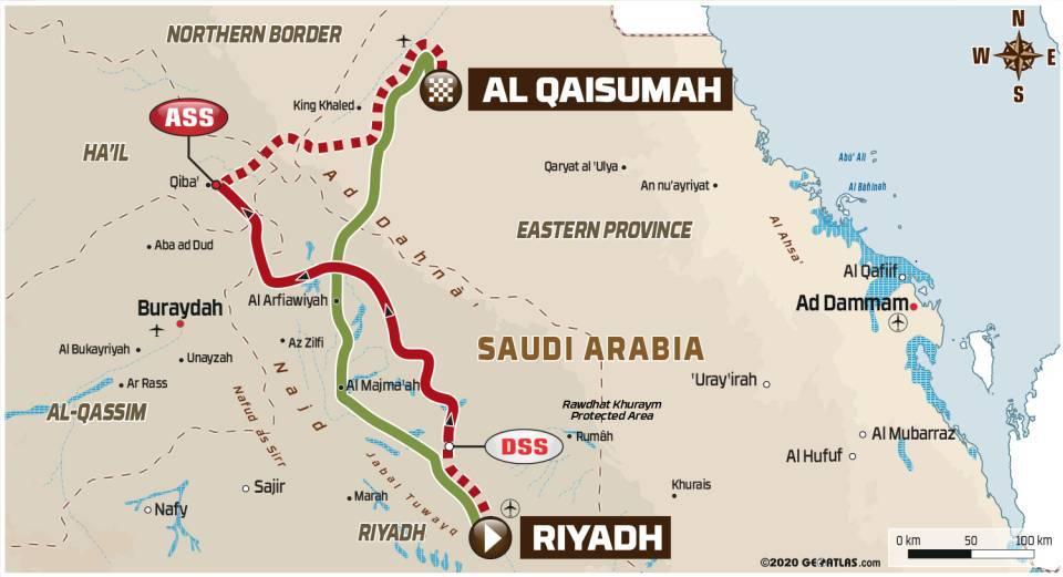 2021 43º Rallye Raid Dakar - Arabia Saudí [3-15 Enero] - Página 8 95a6a