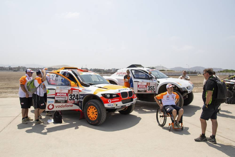 2019 41º Rallye Raid Dakar - Perú [6-17 Enero] - Página 4 5daad