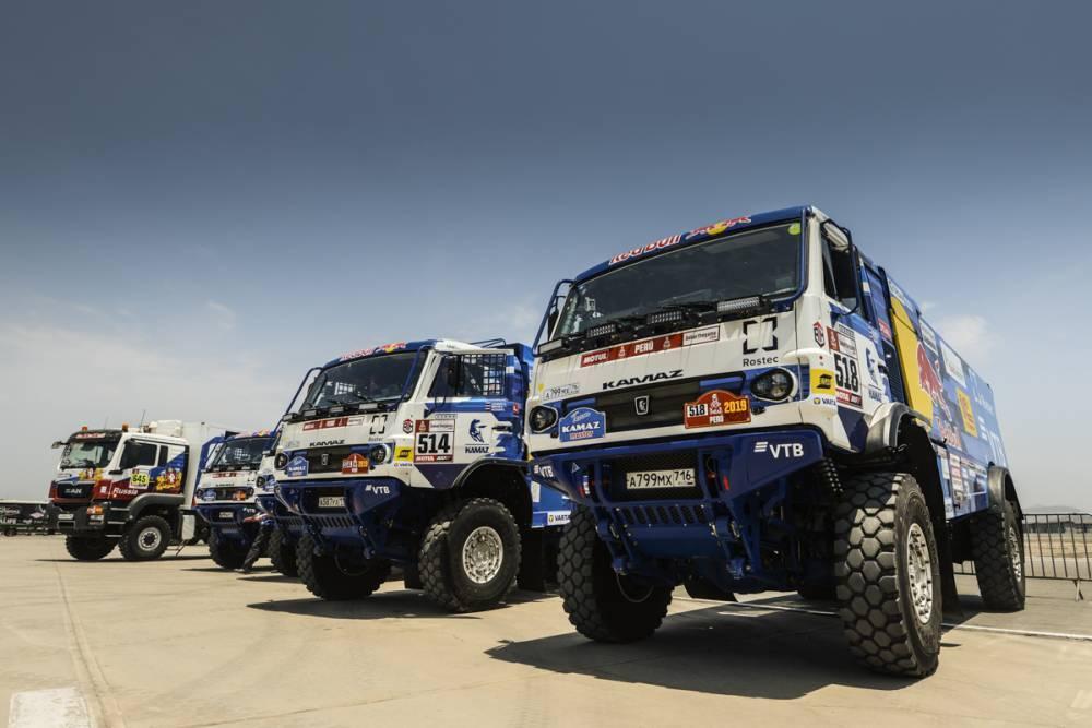 2019 41º Rallye Raid Dakar - Perú [6-17 Enero] - Página 4 13691