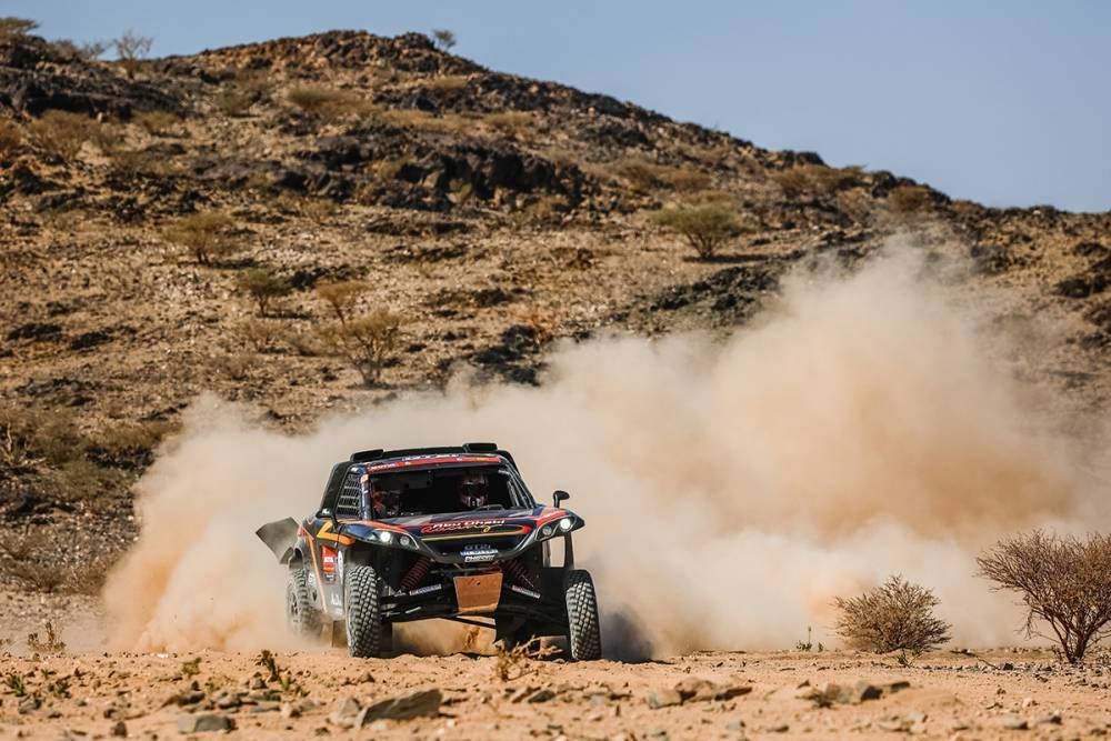 2021 43º Rallye Raid Dakar - Arabia Saudí [3-15 Enero] - Página 6 8e787