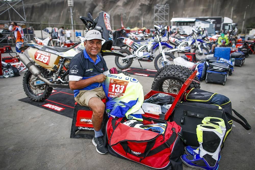2019 41º Rallye Raid Dakar - Perú [6-17 Enero] - Página 3 3c887