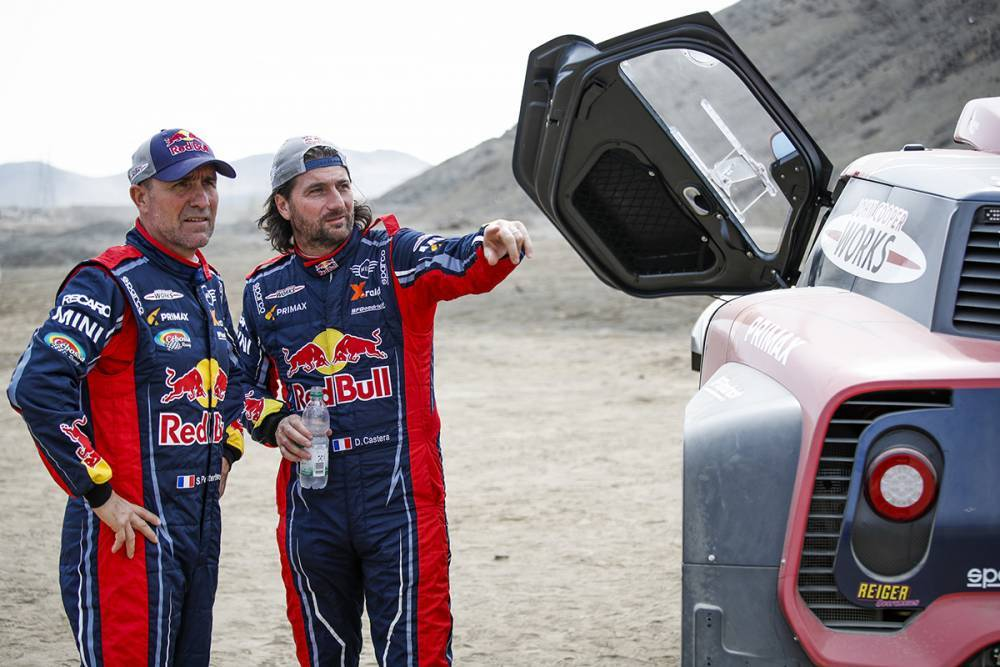 2019 41º Rallye Raid Dakar - Perú [6-17 Enero] - Página 4 0398b