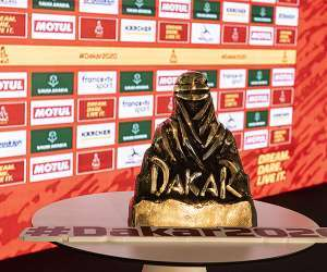 Dakar Tour Varsovie
