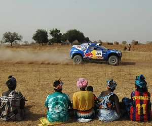 A look back at Dakar's history