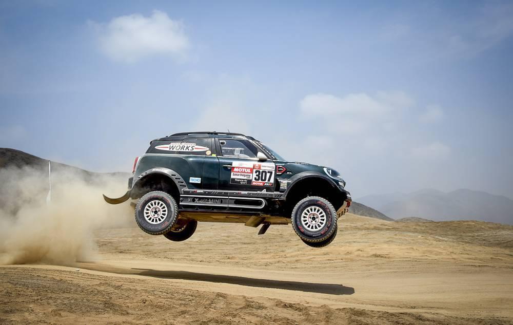 2019 41º Rallye Raid Dakar - Perú [6-17 Enero] - Página 4 Ef1af