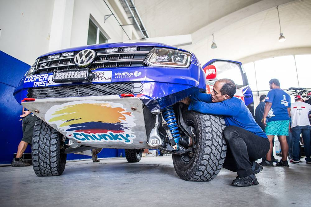 2019 41º Rallye Raid Dakar - Perú [6-17 Enero] - Página 4 7acec
