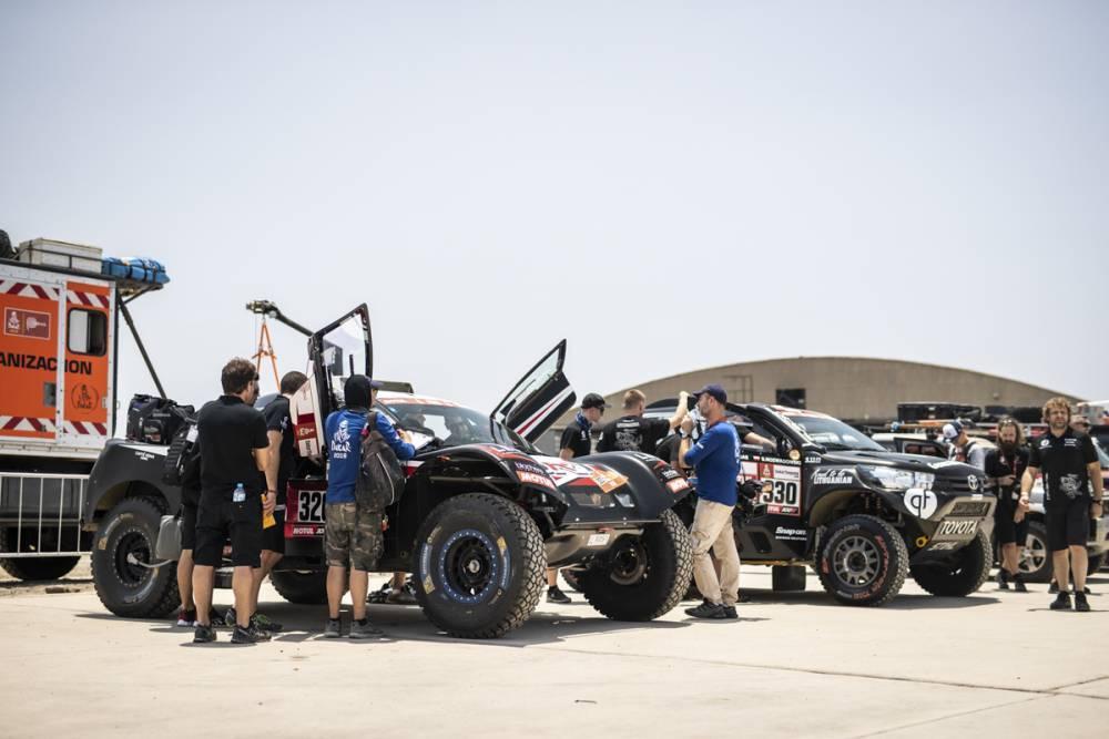 2019 41º Rallye Raid Dakar - Perú [6-17 Enero] - Página 4 6186a