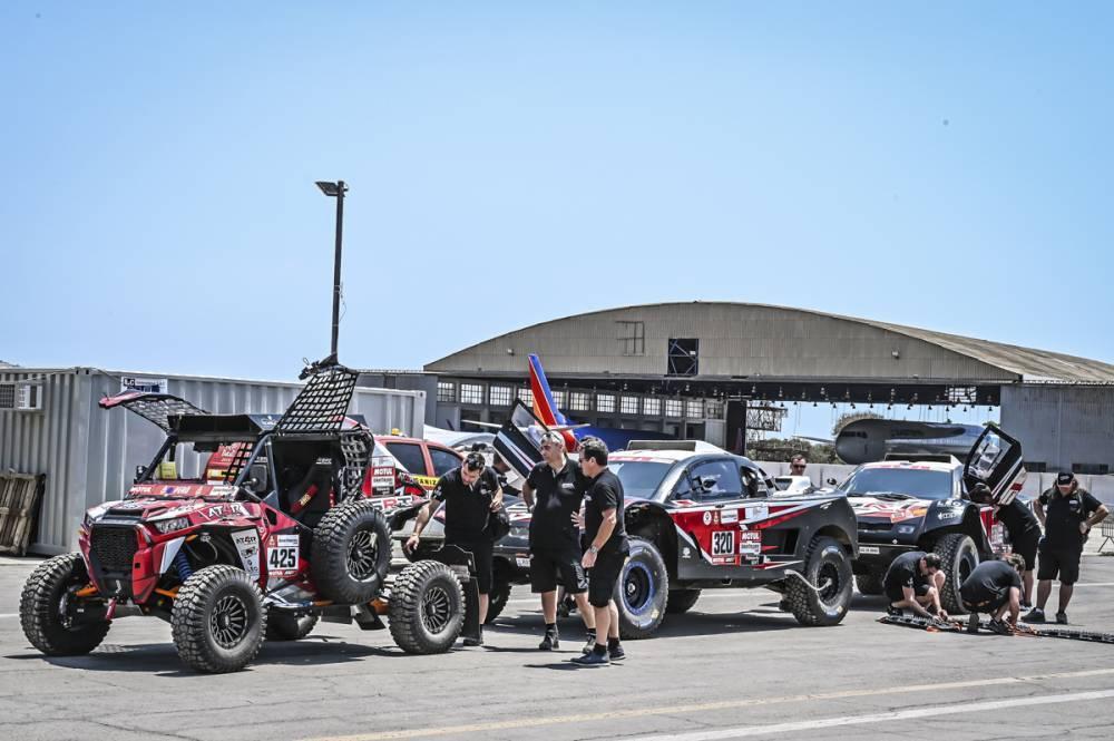 2019 41º Rallye Raid Dakar - Perú [6-17 Enero] - Página 4 E6aef