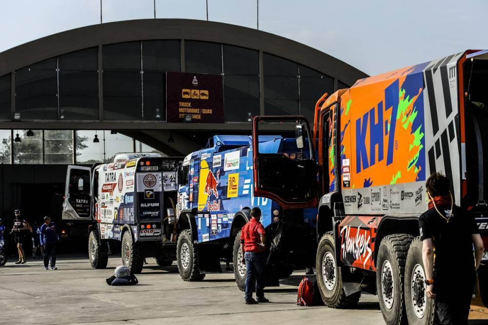2019 41º Rallye Raid Dakar - Perú [6-17 Enero] - Página 4 Bffd8