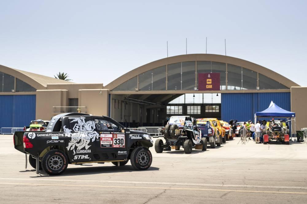 2019 41º Rallye Raid Dakar - Perú [6-17 Enero] - Página 4 549fa