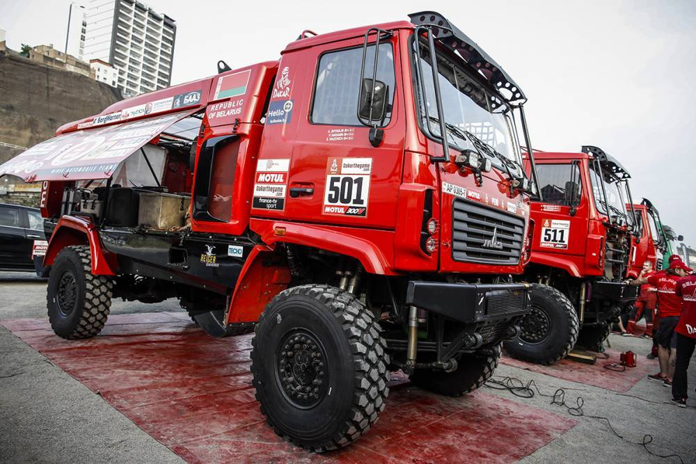 2019 41º Rallye Raid Dakar - Perú [6-17 Enero] - Página 3 615d7