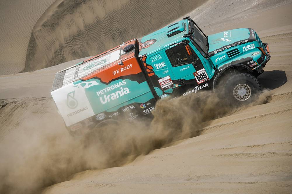 2019 41º Rallye Raid Dakar - Perú [6-17 Enero] - Página 4 9ec09