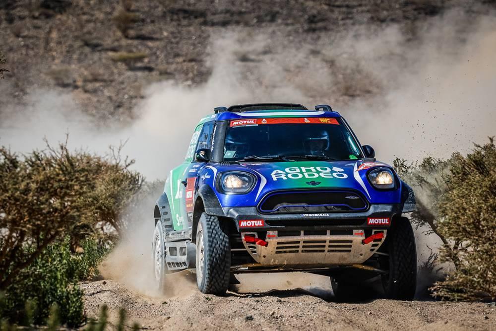 2021 43º Rallye Raid Dakar - Arabia Saudí [3-15 Enero] - Página 6 45c15