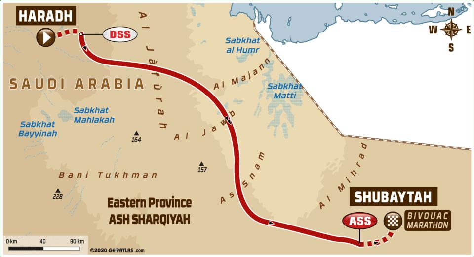 2020 42º Rallye Raid Dakar - Arabia Saudí [5-17 Enero] - Página 11 71f5a