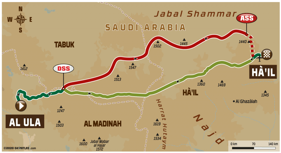 Dakar2020 - 2020 42º Rallye Raid Dakar - Arabia Saudí [5-17 Enero] - Página 8 196c2