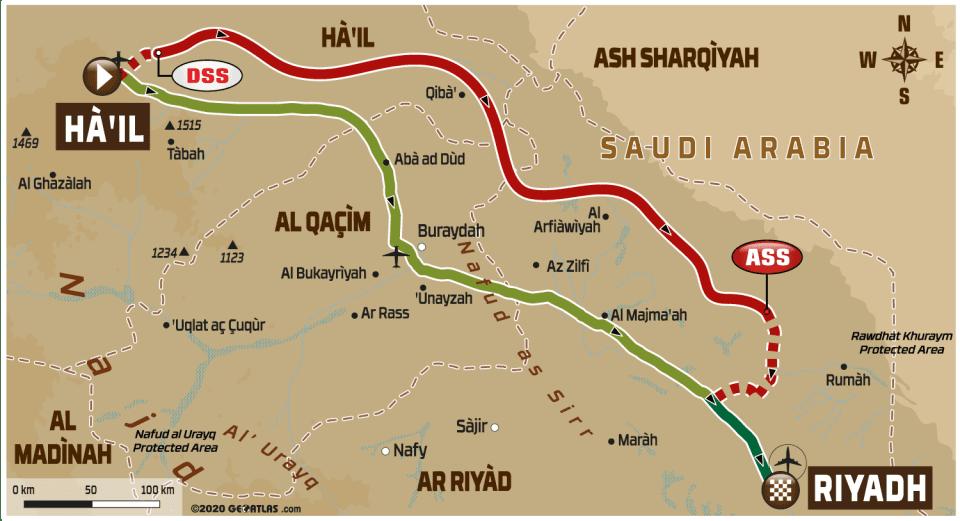 2020 42º Rallye Raid Dakar - Arabia Saudí [5-17 Enero] - Página 9 C750e