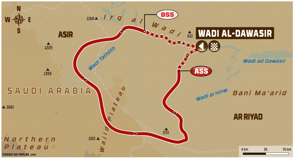2020 42º Rallye Raid Dakar - Arabia Saudí [5-17 Enero] - Página 10 678ff
