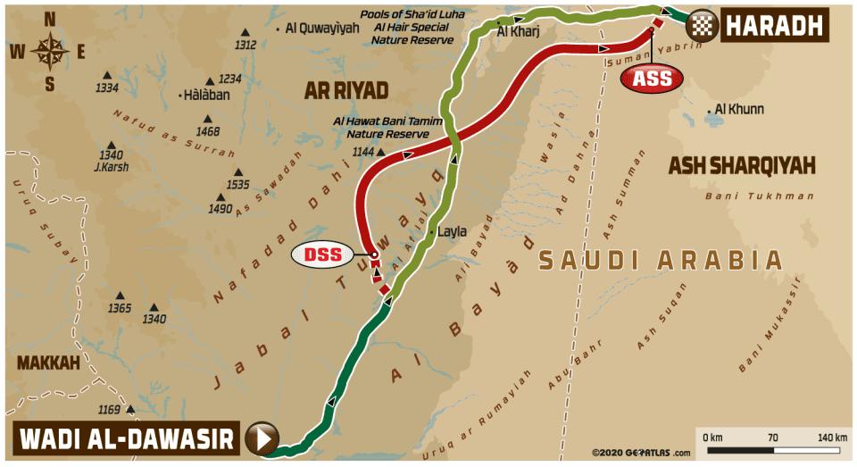Dakar2020 - 2020 42º Rallye Raid Dakar - Arabia Saudí [5-17 Enero] - Página 10 99d33