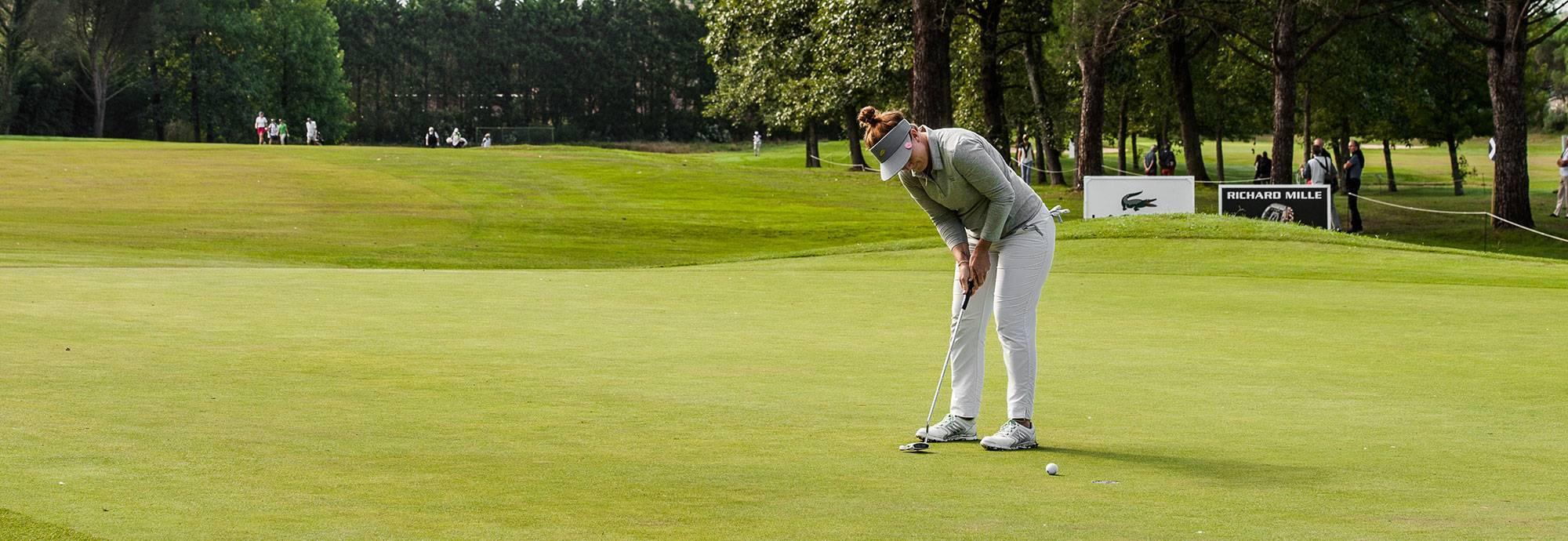 Header: Golf
