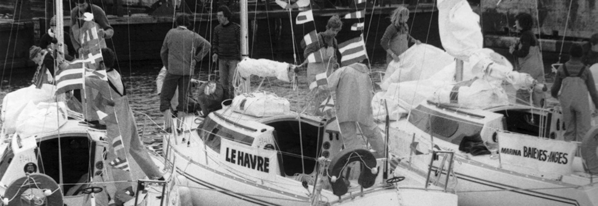 Header: 1978 - The Ecume des mers